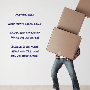 Other - All reasonable offers considered! Create a bundle!